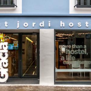 Sant Jordi Hostel Gracia-22